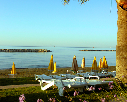 Palm Beach Hotel Beach