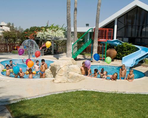 Palm Beach Hotel Children Playground