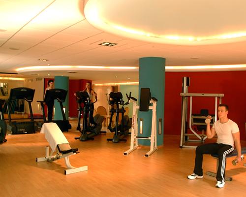 Palm Beach Hotel Gym