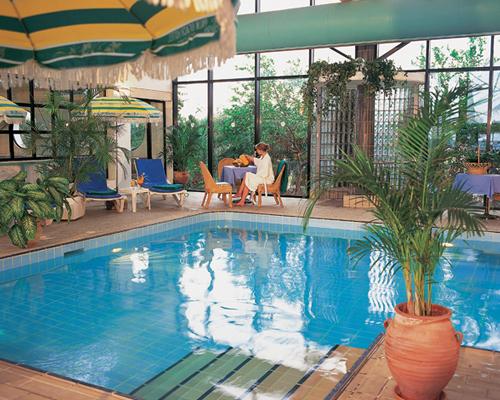 Palm Beach Hotel Indoor Pool