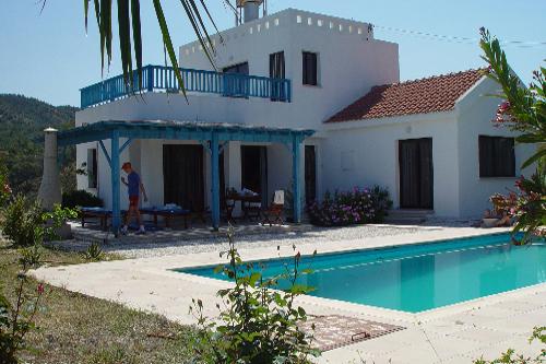 Villa Mediterranean Coast Exterior