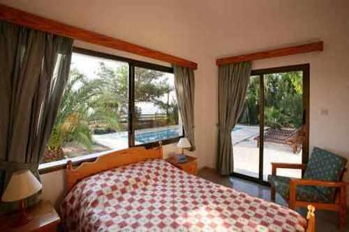Villa Mediterranean Coast Bedroom