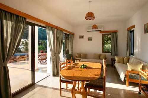 Villa Mediterranean Coast Sitting Area 2