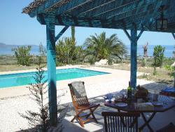 Villa Mediterranean Coast Views of Pool & Sea
