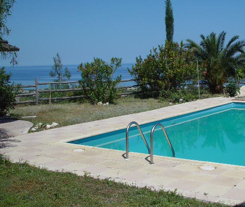 Villa Mediterranean Coast Pool & View
