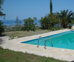 Villa Mediterranean Coast Pool & View