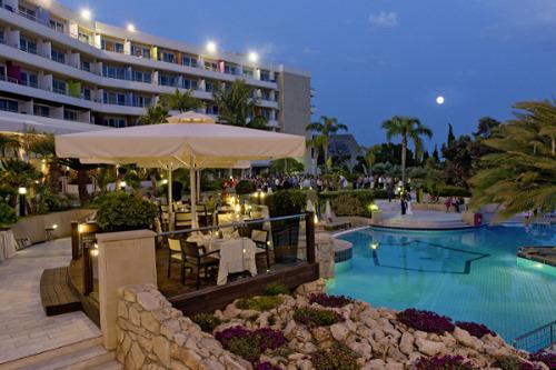 Mediterranean Beach Hotel Ristorante Bacco 1