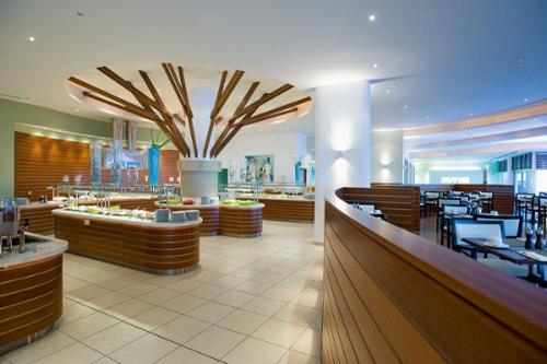 Mediterranean Beach Hotel Aquaria Restaurant Buffet