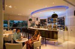 Mediterranean Beach Hotel Blue Bar
