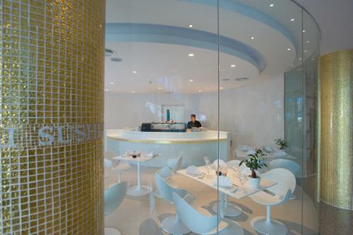 Mediterranean Beach Hotel Shumi Sushi Bar