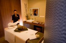 Mediterranean Beach Hotel Treatment Room