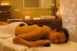 Mediterranean Beach Hotel Hot Stone Therapy