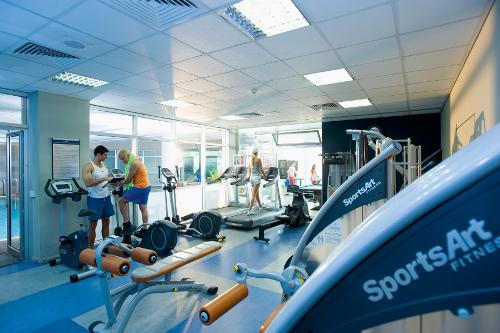 Mediterranean Beach Hotel Gym