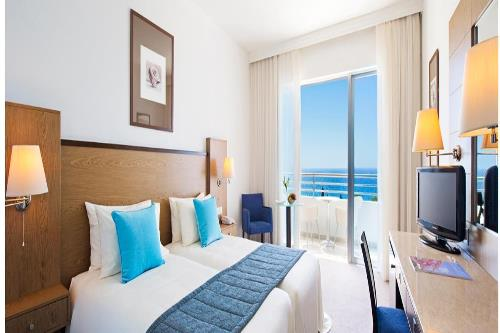 Mediterranean Beach Hotel Deluxe Sea View Room