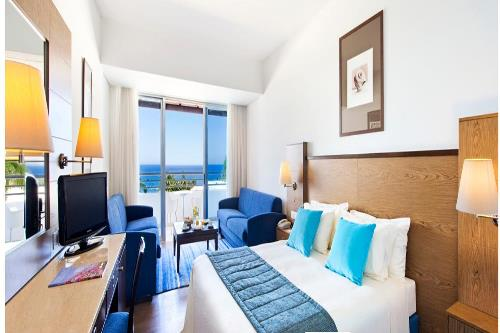 Mediterranean Beach Hotel Family Room Sea View