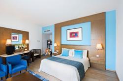 Mediterranean Beach Hotel Deluxe Family Room