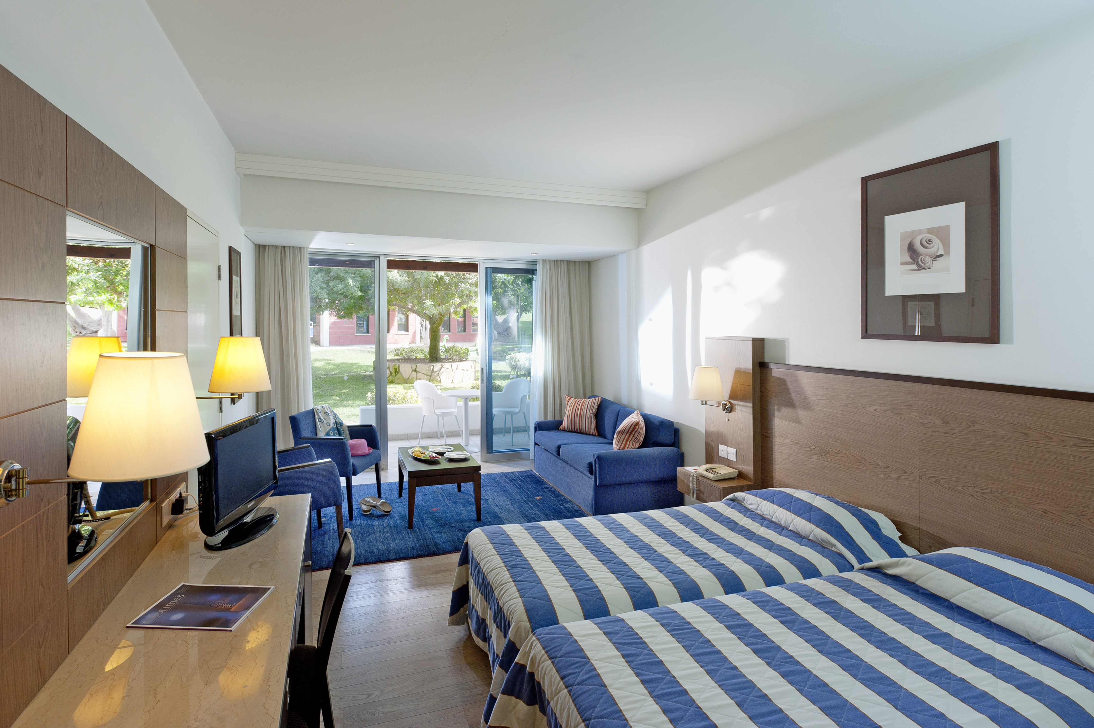 Mediterranean Beach Hotel Family Room