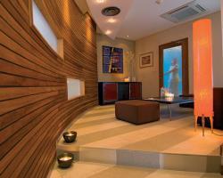 Mediterranean Beach Hotel Aquum Health Spa Reception