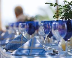 Mediterranean Beach Hotel Nautica Bistro Restaurant