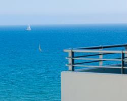 Mediterranean Beach Hotel Sea View From A Room