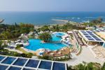 Mediterranean Beach Hotel Pool And Sea View