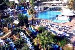 Golden Coast Hotel Pool & Terrace