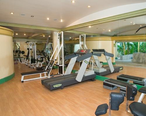 Golden Coast Hotel Gym
