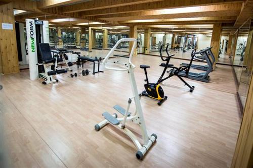 Avlida Hotel Gym