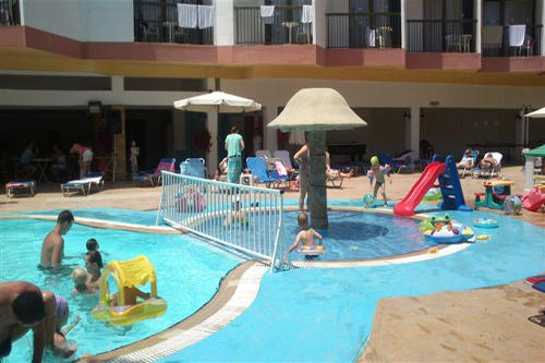 Avlida Hotel Kids Pool