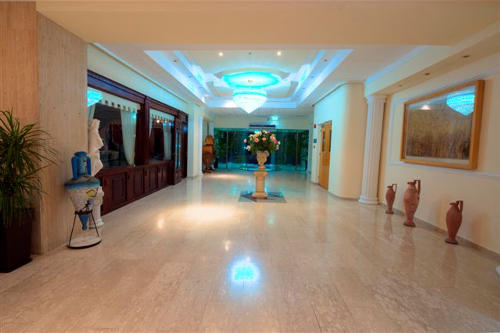 Avlida Hotel Lobby