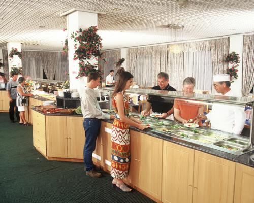 Avlida Hotel Buffet