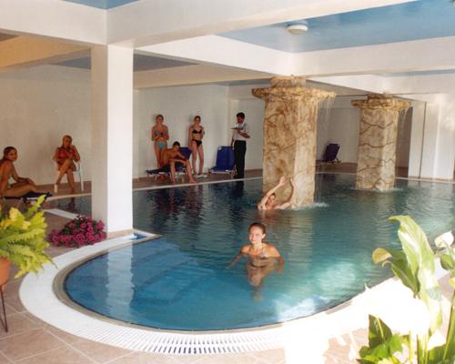 Avlida Hotel Indoor Pool