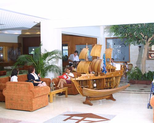 Avlida Hotel Lounge