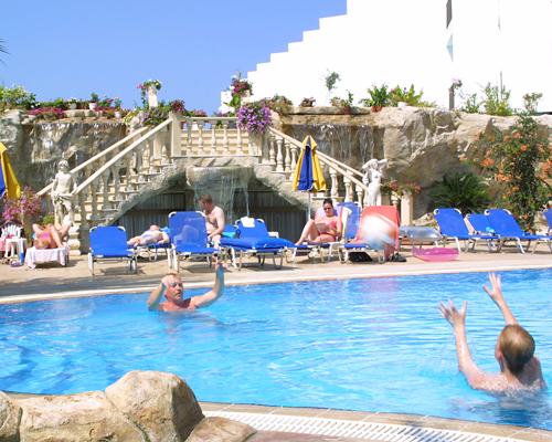 Avlida Hotel Pool