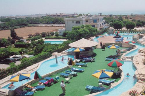 Avlida Hotel Hotel Location