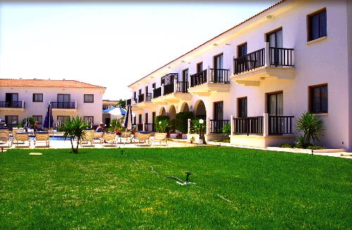 Cosmelenia Apartments Hotel View