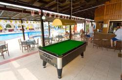 Cosmelenia Apartments Pool Bar