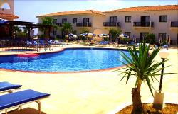 Cosmelenia Apartments View of Swimming Pool