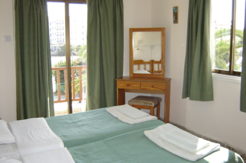 Maricosta Apartments Bedroom