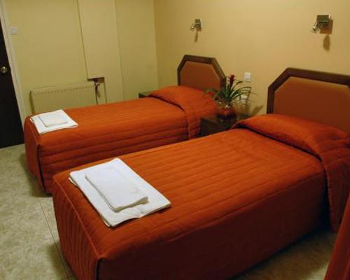 Pyramos Hotel Twin Room