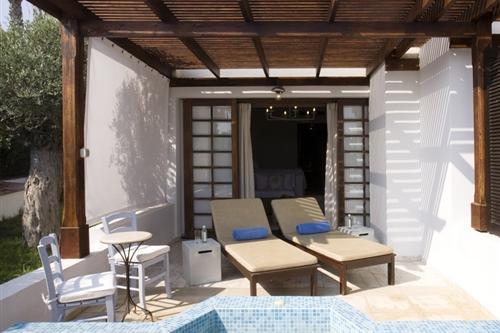 Annabelle Artemis Suite Terrace