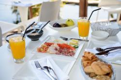 Capo Bay Hotel Breakfast at KOI