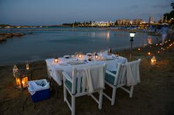 Capo Bay Hotel Dinner for two