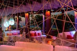 Capo Bay Hotel KOI Bar evening 1
