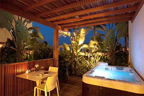 Capo Bay Hotel Duplex Jacuzzi