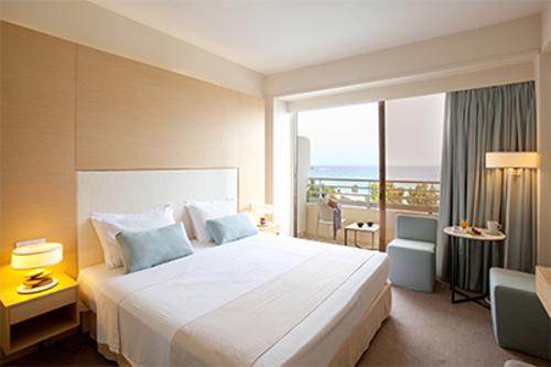 Capo Bay Hotel Twin Sea View Room