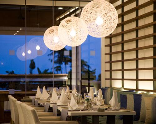Capo Bay Hotel Elea Restaurant