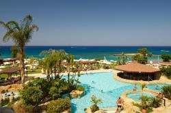 Capo Bay Hotel Panoramic View of Pool