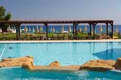 Capo Bay Hotel Pool & Sunbed Area