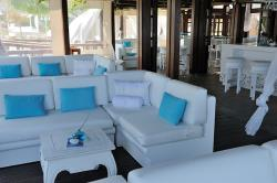 Capo Bay Hotel Koi Bar 2